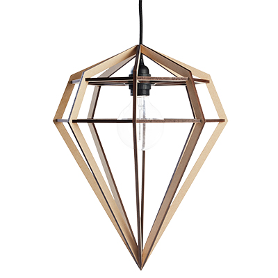 RAW Lampa Natur Aveva Design - Northmans