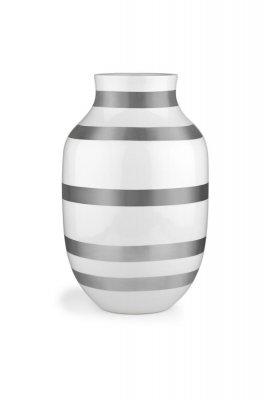 Bild av Omaggio Vas stor 30,5 cm, Silver
