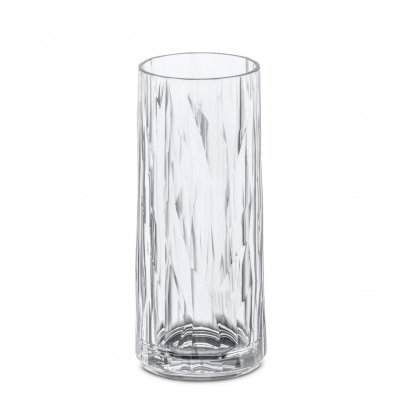 Dricksglas CLUB No. 3 Koziol Crystal Clear 6-pack | Online hos Northmans.se