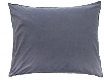 Örngott Hope Plain 50x60 cm, Silence (Mörkblå)