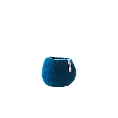 Bild av Kruka Aveva S Ø10 cm, Petrol (grönblå)