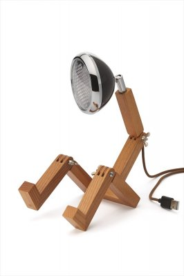 Mr. Wattson Bordslampa Mini Svart - Fashion Black - Piffany Copenhagen | Online hos Northmans.se