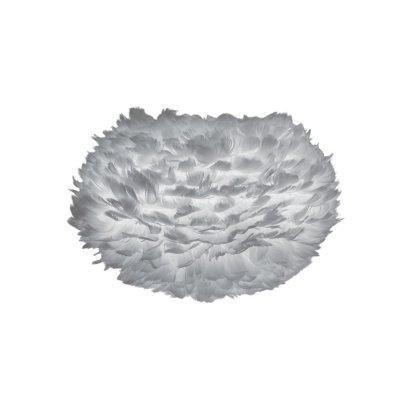 Fjäderlampa Eos Ljusgrå Medium Ø 45 cm