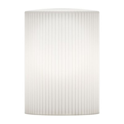 Lampa Ripples Cusp Vit Ø 15 cm