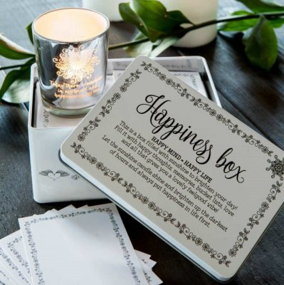 Majas Cottage memory box Happiness - Northmans