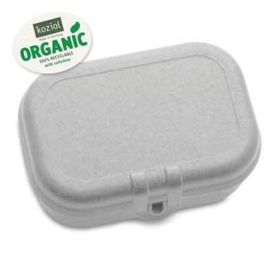 Matlåda PASCAL 2-pack S Organic Grå