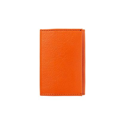 Aveva Design Plånbok Aveva Läder 10 cm, Orange