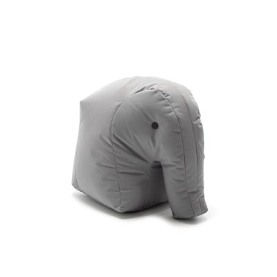 Sittsäck Happy Zoo Elefant Carl, Grå/Brun