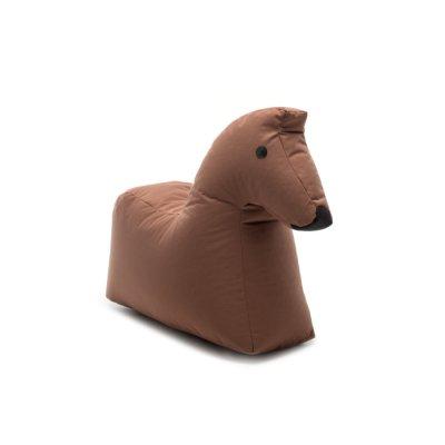 Sittsäck Happy Zoo Häst Lotte, Brun
