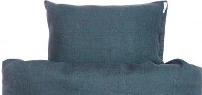 Örngott Sunshine Classic 50x60 cm, Silence (Mörkblå)
