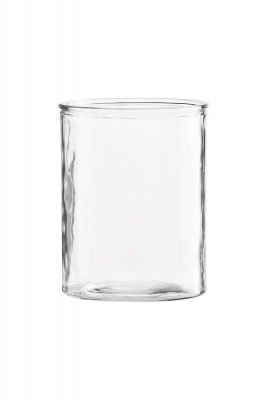 Vas Cylinder 15 cm, Klar