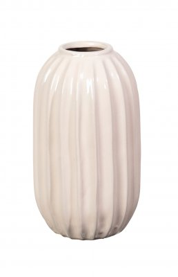 Vas Lines 15,5 cm, Ljusrosa