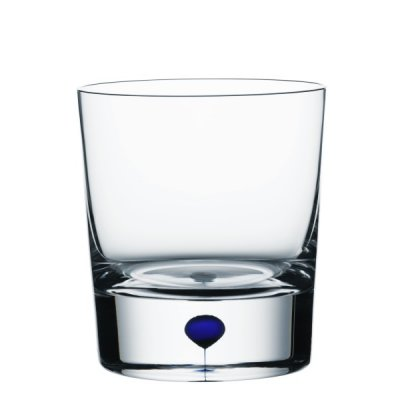Whiskeyglas Blue OF Orrefors 25 cl Intermezzo - Online hos Northmans.se